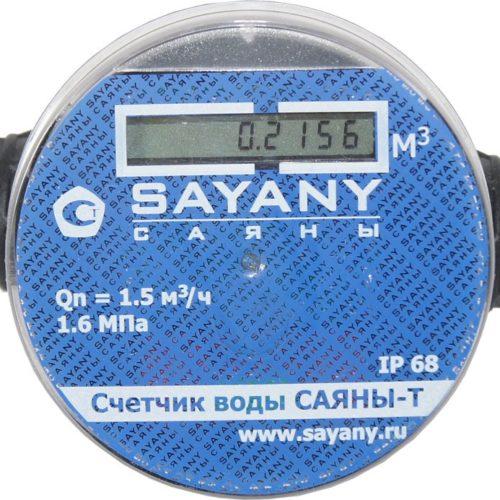 Саяны