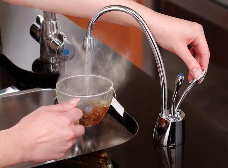 Счетчики горячей воды