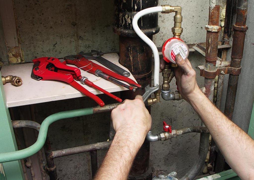 Установка счетчиков воды в Люберцах: процедура и ее стоимость