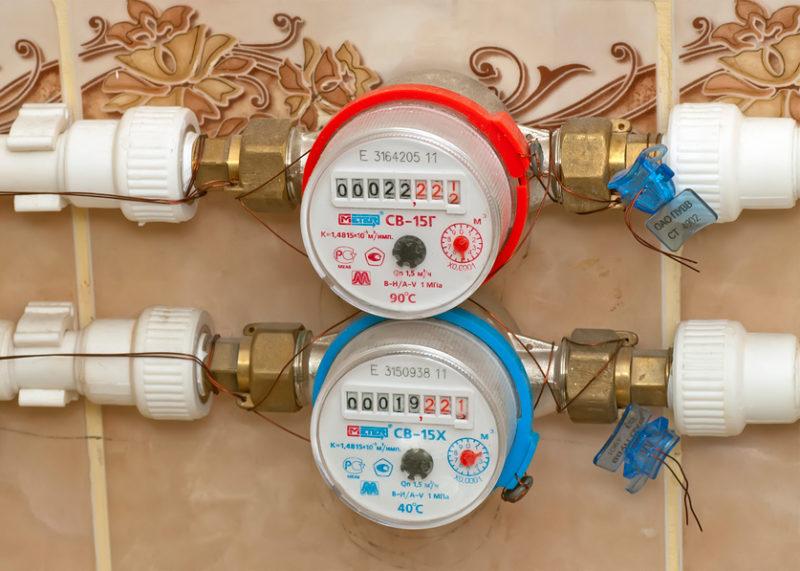 Срок замены счетчиков холодной и горячей воды: особенности процедуры