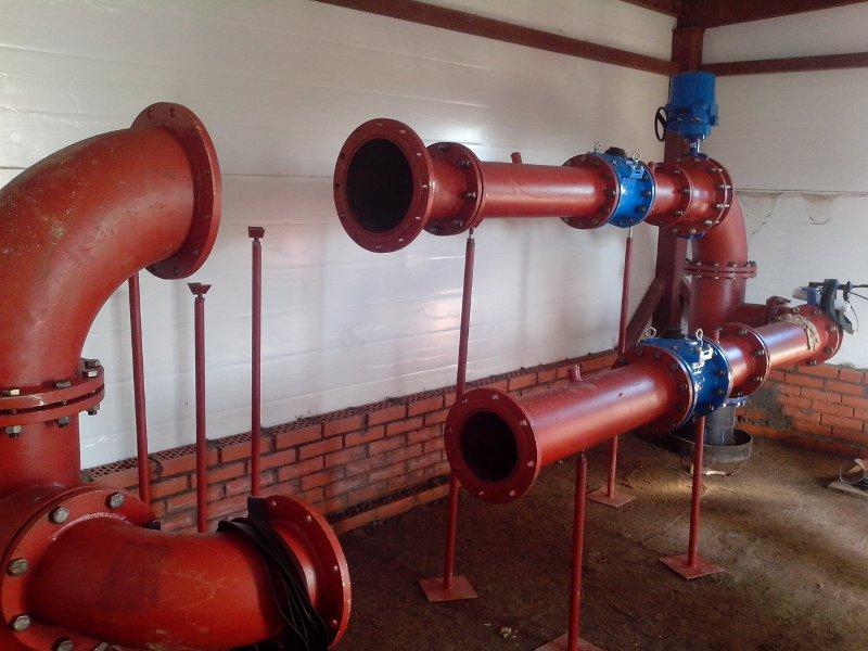 Счетчики воды Itelma Siemens