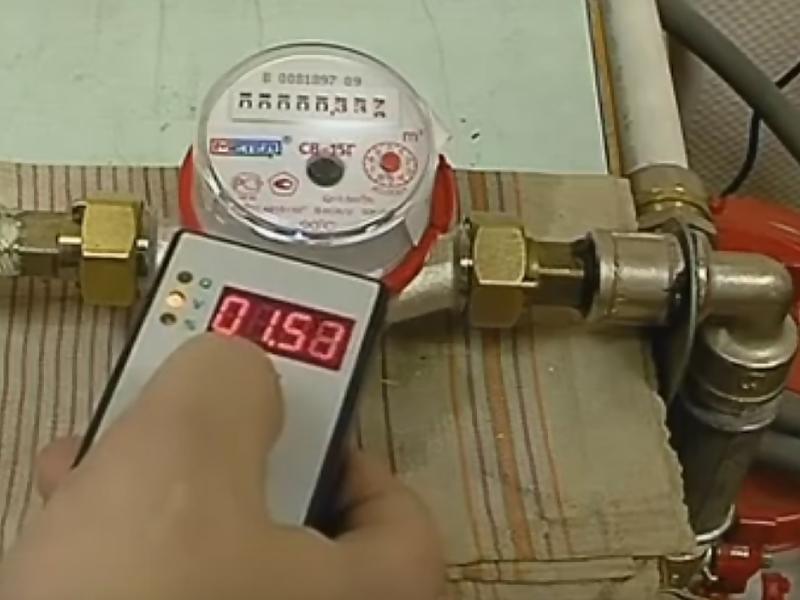 Лаборатория «Ростест», поверка счетчиков воды на дому