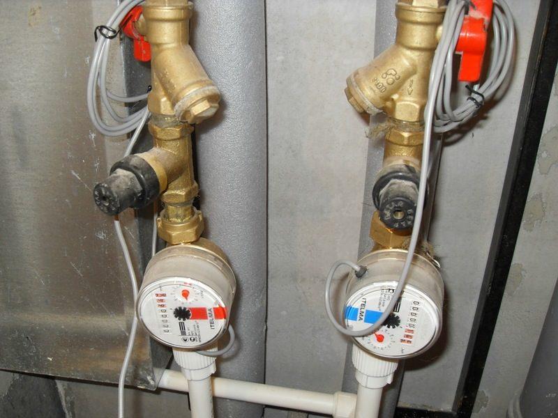 Как заменить счетчик воды в квартире