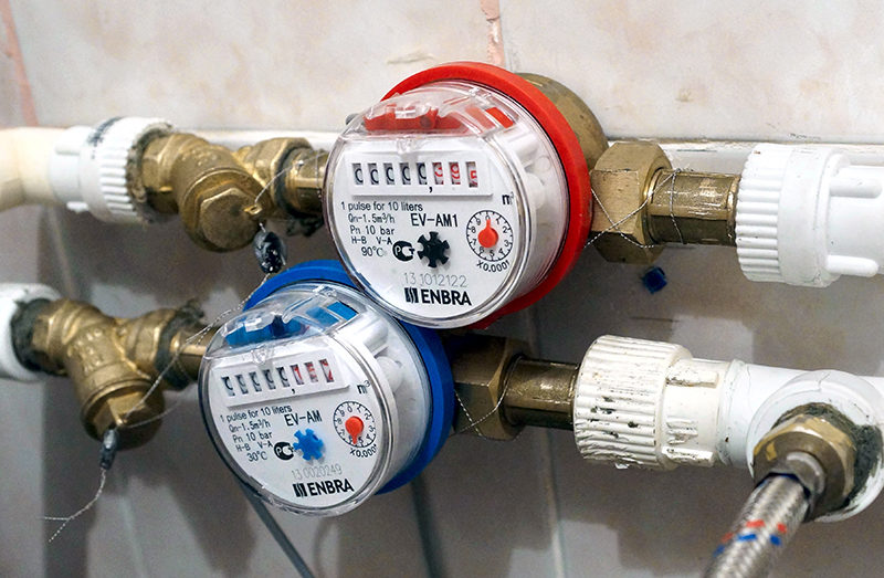 Установка счетчиков воды в Красногорске: условия, требования и процедура