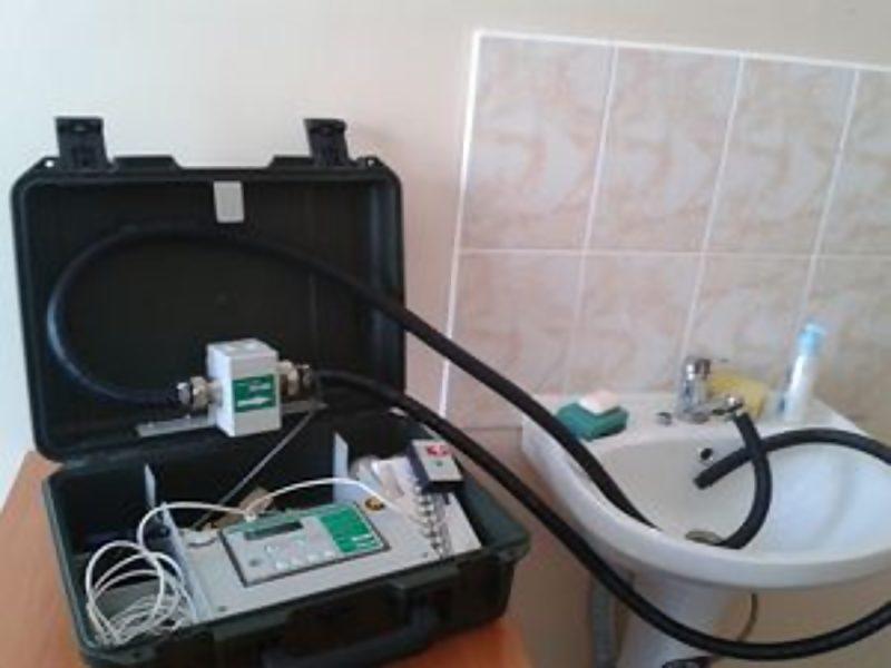 Поверка счетчиков воды в ВАО, без снятия приборов