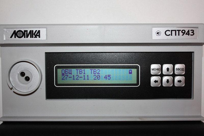«Логика 8943» – удобный бытовой счетчик