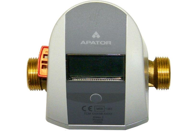Показатели теплосчетчика Apator можно считывать удаленно
